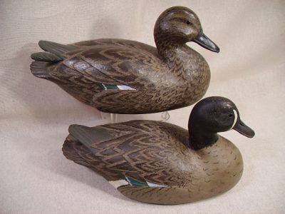 More Wisconsin Decoys 004