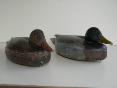 Russell Barry Mallard Pair Stoughton Wi