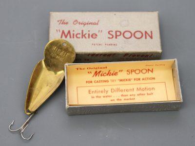 Mickie Spoon