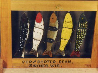 Pop Dean displays