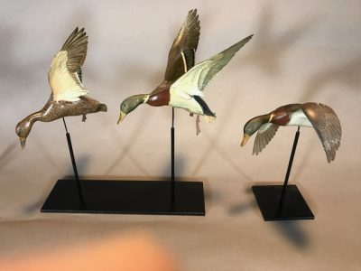 3 Flying Mallards Reindahl Best Copy