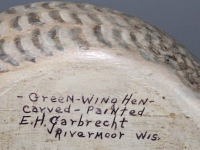 Garbrecht GWT Hen