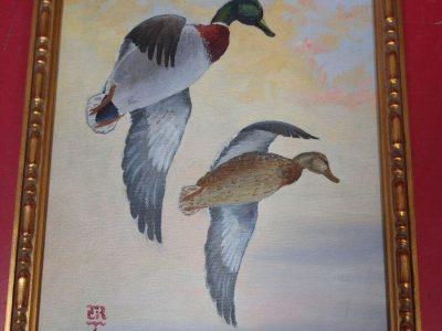 Reindahl framed art