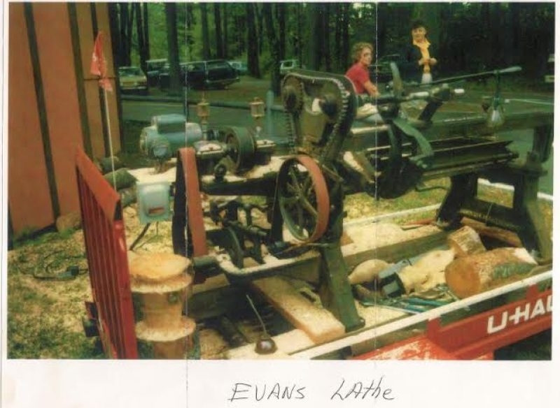 Evans Lathe
