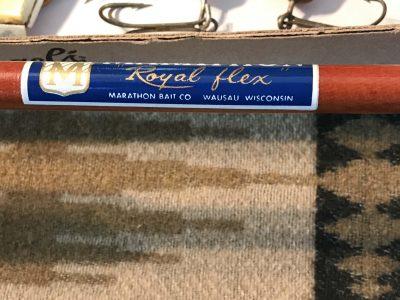 Marathon Rod